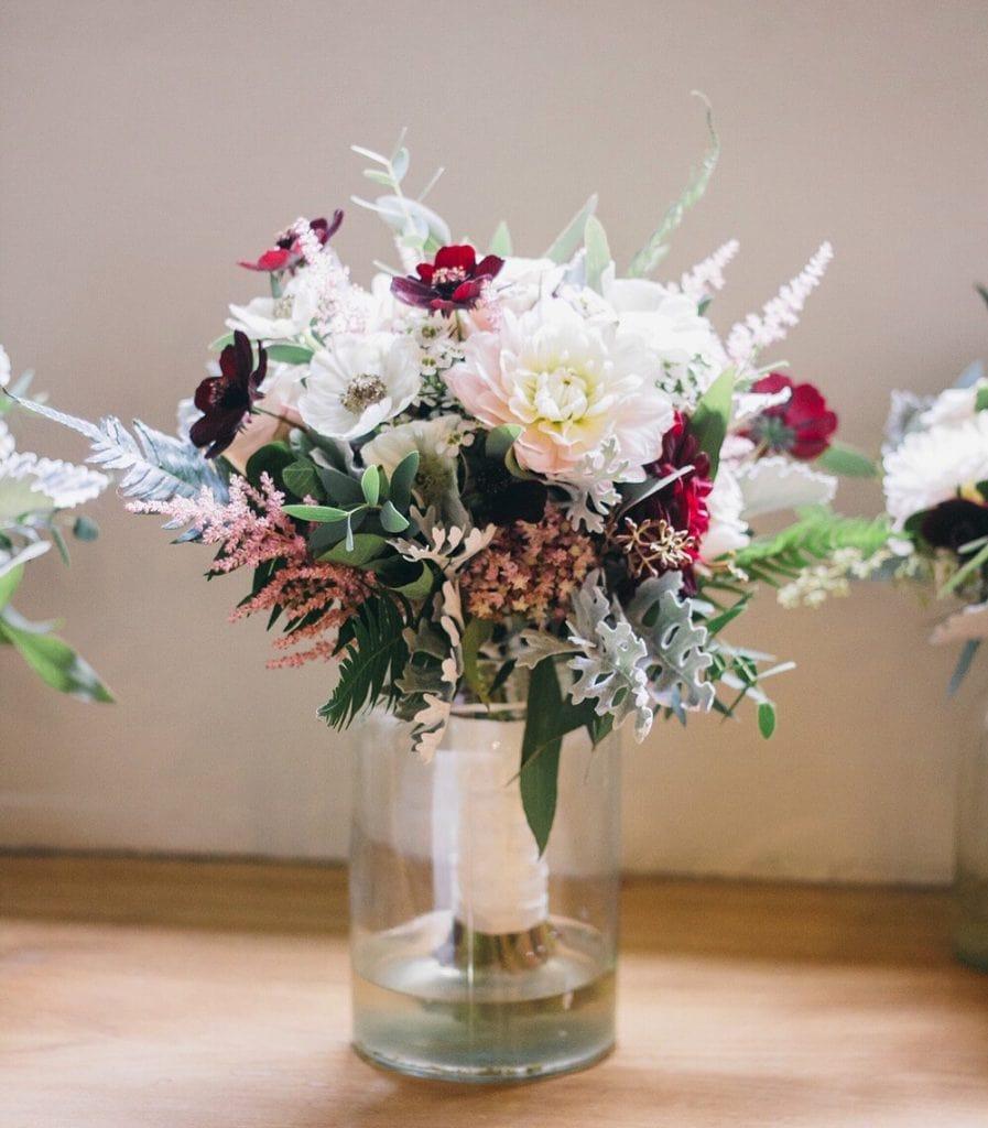 bouquet bridermaids