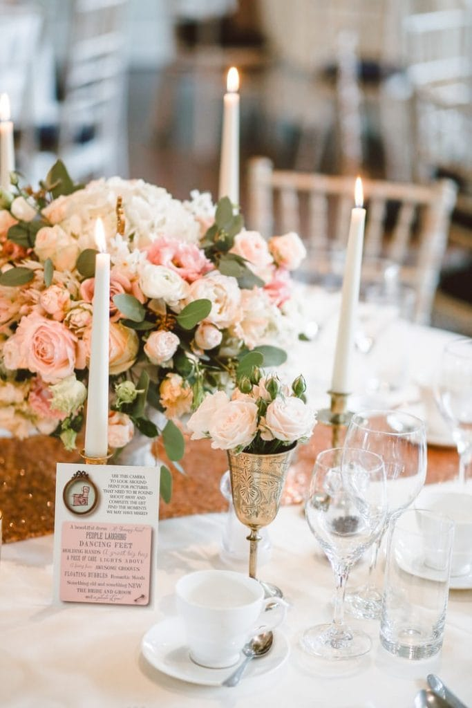 Event Flowers Cotswolds