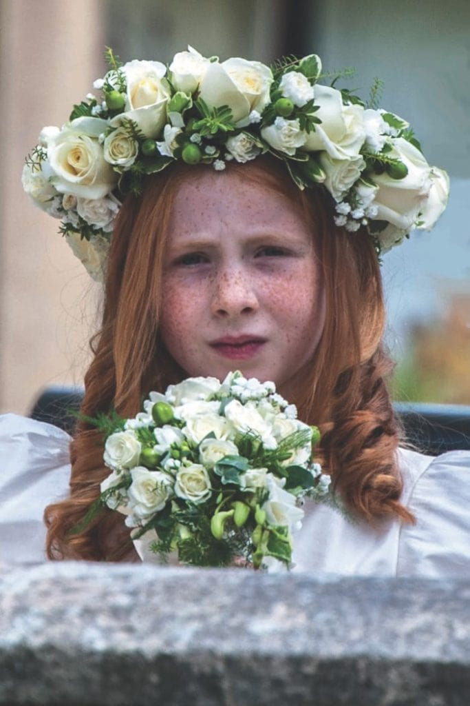 Flower Girl Cotswolds