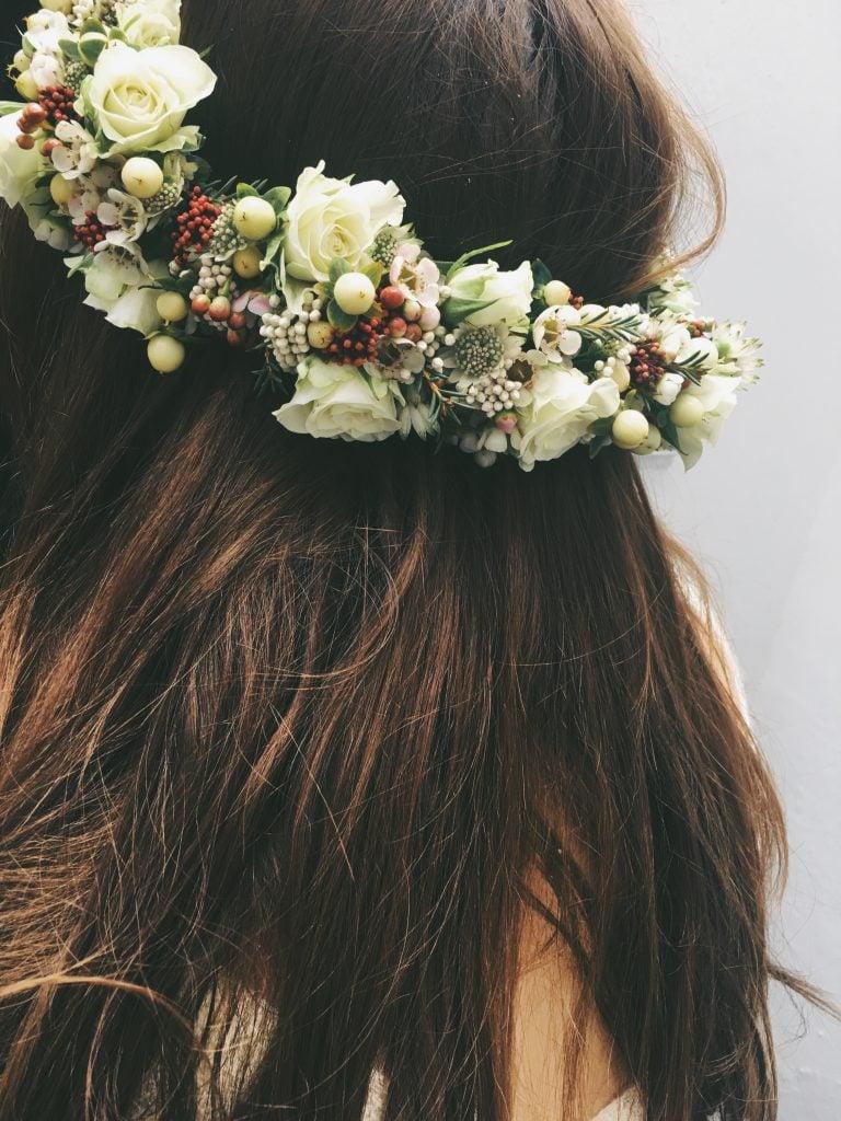 wedding bride crown